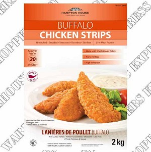 Hampton House Buffalo Chicken Strips