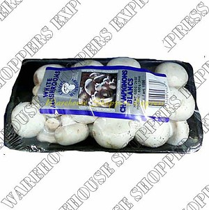 Champs White Mushrooms/Fresh X-Lg. Product of Canada