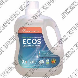 Ecos Earth Friendly Liquid Laundry Soap