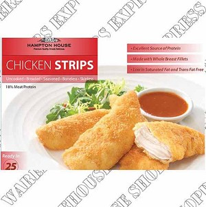 Hampton House Chicken Breast Strips