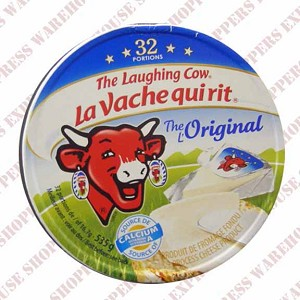 La Vache Qui Rit: Laughing Cow Cheese