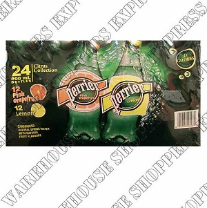 Perrier Party Pack Mineral Water