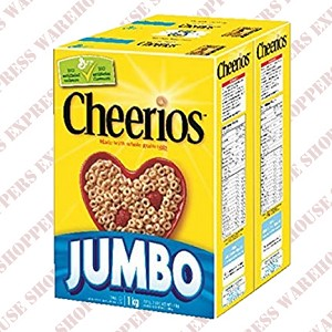 GMills: Cheerios Twin Pack