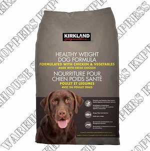 Kirkland Signature Healthy Weight Dry Dog Food