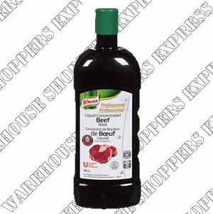 Knorr Professional Liquid Concentrated Beef Base