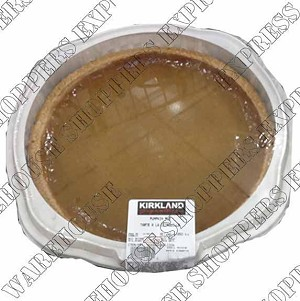 Kirkland Signature Pumpkin Pie