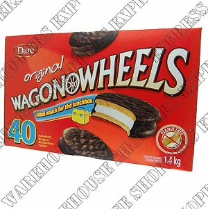 Dare Wagon Wheels
