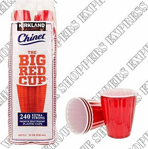 Big Red Cups
