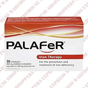 Palafer Iron Therapy