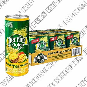 Perrier and Juice - Pineapple Mango