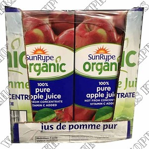 Sunrype Blue Label Apple Juice 12x1 litre