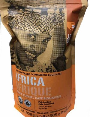 Level Ground Organic African Coffee Beans