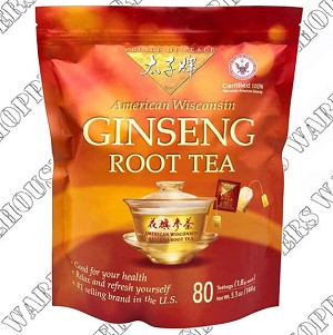 Prince of Peace Ginsing Root Tea Bags