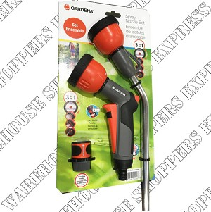 Gardena Spray Nozzle Set