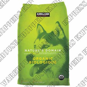Kirkland Nature's Domain Dog Food
