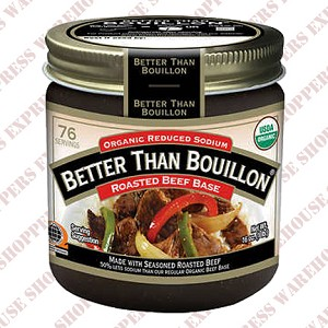 Better Than Bouillon Organic Beef Soup Base