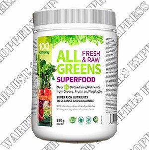 All Greens Superfood Vegetarian Powder