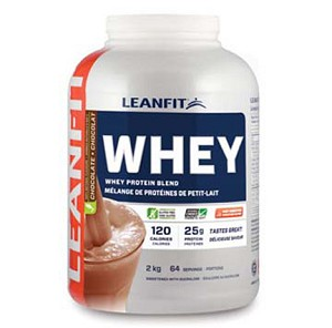 LEANFIT Chocolate Whey Protein
