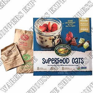 Nature's Path Organic Superfood Oats
