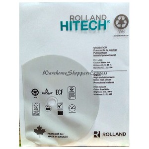 Rolland Hightech 8.5x11' Copy Paper