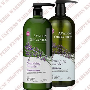 Avalon Organicr Shampoo & Conditioner