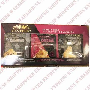 Castello Variety Pack Cheese