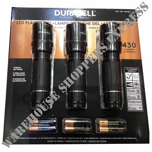 Duracell LED  Flashlight