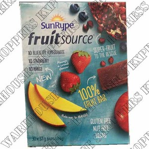 Sunrype Fruit Source Fruit Bars