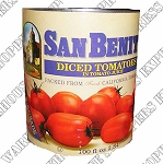 San Benito Choice Diced Tomatoes