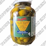 Steinfeld's Garlic Baby Dill Pickles