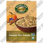 Nature's Path Organic Pumpkin Flax Plus Granola