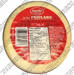 Saputo Baby Fruilano Cheese