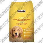 Kirkland Signature Chicken & Rice Puppy Food