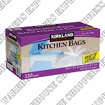 Kirkland Signature Kitchen Garbage Bags