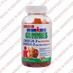 IronKids Omega 3 Gummies