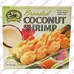 Grande Gourmet Coconut Shrimp with Sauce