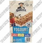 Quaker Chewy Yogurt Bars