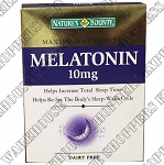 Nature's Bounty Maximum Strength Melatonin 10mg