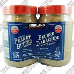 Kirkland Signature Natural Peanut Butter