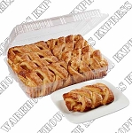 Kirkland Signature Braided Apple Turnovers
