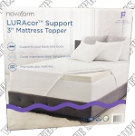 Novaform LURAcor Double Mattress Topper