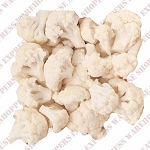 Cauliflower Florettes. Product of USA