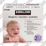 Kirkland Signature Diapers Size 2 Diapers