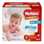 Huggies Size 2 Little Snuggle Diapers