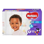 Huggies Size 6 Little Mover Diapers