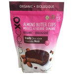 ChocXO Organic Dark Chocolate Almond Butter Cups