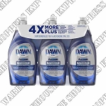 Dawn Advanced Power 4x dishwashing detergent