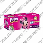 Huggies Pull-Ups Plus Girls 3t-4t