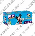 Huggies Pull-Ups Plus Boys 3t-4t