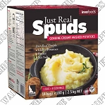 Just Real Spuds Mashed Potatoes